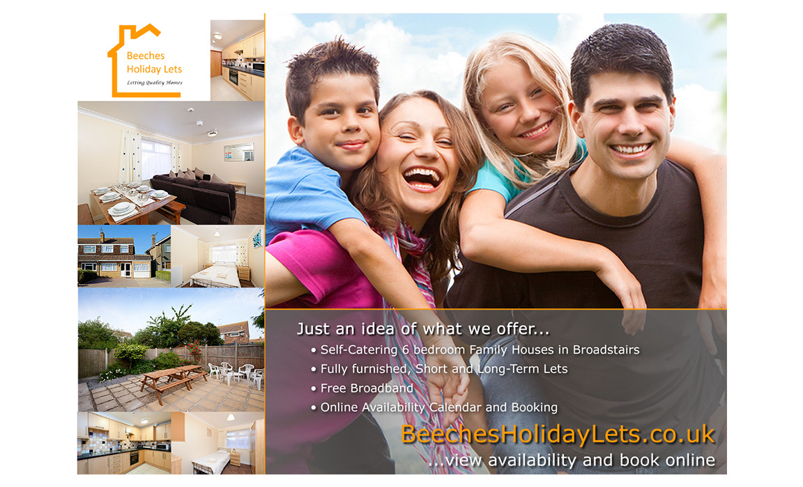 Beeches Holiday Lets Broadstairs